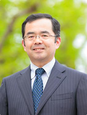 Takahisa Masuda, the Managing Director